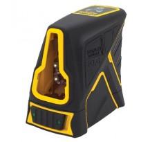 Niveau laser STANLEY Croix - Faisceau vert - FMHT1-77348