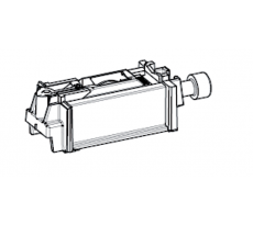 Chariot Simple Réglable LA CROISEE DS galet PETP - 110 kg - 4527