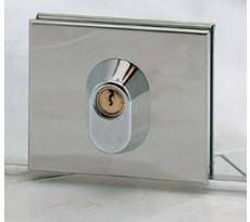 Serrure basse 8358 STREMLER - Sans cylindre - Porte verre - 8358.30.0