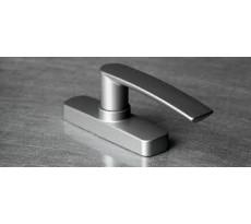 Crémone FAPIM Gea à deux fourches - entraxe ajustable - gris - 0540BI_G5 -