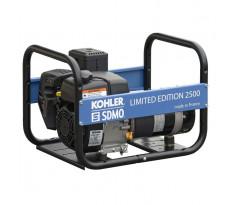 Groupe essence monophasé 2500W SDMO - kit brouette - LIMITED 2500