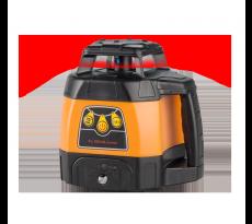 Laser rotatif 600M FL100HA JUNIOR + Trépied d'extérieur + Mire télescopique 4M  - 212000-S01