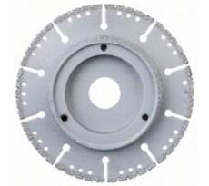 Disque BOSCH à tronçonner diamanté & meule à ébarber - Best for Metal - Ø125mm - 2608615119