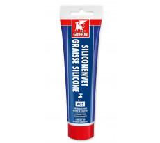 Tube graisse silicone ACS 125 gr GRIFFON pour vannes et robinets - 6309088