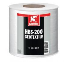 Toile élastique de renfort géotextile HBS-200 GRIFFON rouleau 20m x 15cm - 6308952