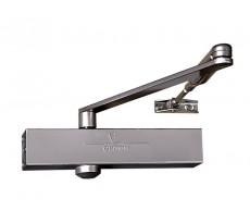 Ferme-porte GR150 bras standard argent force 2/4 - GROOM - 150111