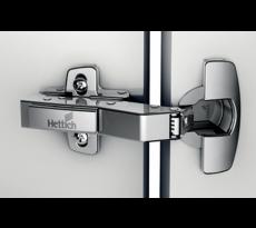 Charnière Sensys HETTICH - Avec amortisseur intégré - 95°- 405350