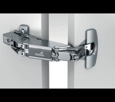 Charnière Sensys HETTICH - sans amortisseur intégré - 165°- 405350