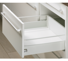Multitech kit de reling HETTICH - blanc - 405350