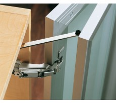 Kit WingLine HETTICH 170 mm - Guidage + Butée + Accessoires - 74658