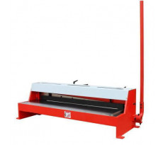Cisaille manuelle HIOLZMANN - largeur utile 1050 mm - TBS1050PRO
