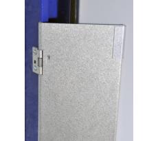 Volet anti pince-doigts JOURJON 1.30 m x 90 mm - 300163