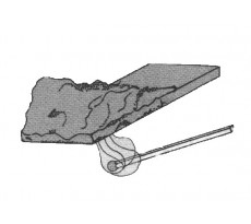 Joint coupe-feu Wolmanit DUAL JOINT - 15 x 2 mm - 1.02 m - WOLMARIT RN-15