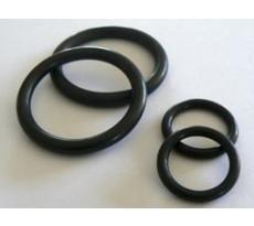 Sachet 100 joints toriques noir Ø5,5mm BORFLEX épaisseur 1mm - NBR70SH