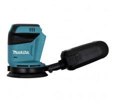 Ponceuse excentrique MAKITA - Ø125 MM - Sans batterie, ni chargeur - DBO180Z