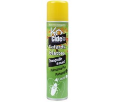 Insecticide KOCIDE Laque anti-cafards et blattes - 405 ml - KC