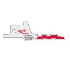 Lame de scie sabre MILWAUKEE spécial plaque de plâtre - 48001640