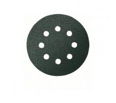 Disque abrasif F355 BOSCH - Ø 125 mm 8 trous - Grain 400 - 5 pièces - 2608605121