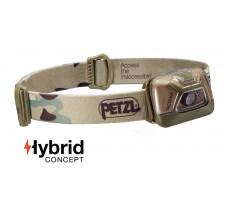 Lampe frontale PETZL Tactikka - Camo - Avec bandeau - Compatible batterie rechargeable - E89ACB