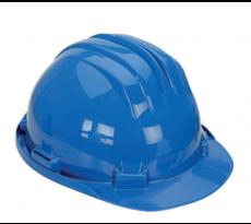 Casque de chantier SINGER en polyéthylène - Bleu - CAS5RSB