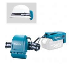 Ventilateur de casque 14.4/18 V Li-ion MAKITA - ITABCF050