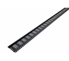 Profilé de ventilation 2 m NICOLL PVC - Anthracite - PVSF2A