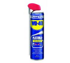 Aérosol WD40 avec flexible - Bombe de 600 ml - Lot de 6 - 33448