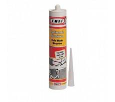 Colle mastic EMFI Mastiprene - Cartouche de 300 ml - Lot de 25 - X8062AE021