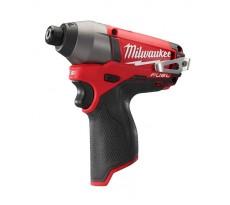 Visseuse à chocs MILWAUKEE M12-CID-0 - Sans batterie, ni chargeur - 4933440410