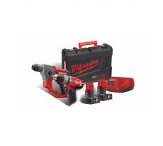 Powerpack 2 produits M12 FPP2B-402X MILWAUKEE - 12V FUEL - 4933459812