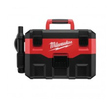 Aspirateur Milwaukee M18 VC/0 - Sans chargeur ni batterie - 4933433601