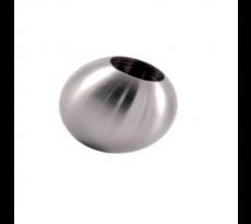 Bouchon d.20mm pour barre d.12mm inox 304