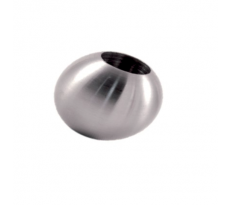 Bouchon Ø20 mm INDIA - pour barre Ø12 mm - inox 304 - E01261