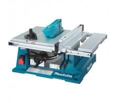 Scie sur table et à coupe d'onglet MAKITA 1650W Ø260 mm - 2704