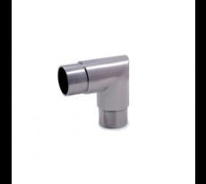 Raccord 60° pour tube Ø 42.4 X 2 mm DESIGN PRODUCTION - inox 304 - 301.90.422.41