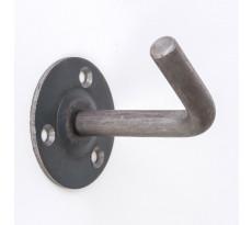 Support de rampe à souder sans épaulement INOX IMPORT trou 8 mm - 743