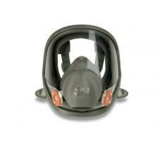 Masque complet réutilisable 3M série 6000 - Fixation à baïonette - Taille M - K680000