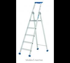 Marchepied Maxibat TUBESCA - 5 marches - 1m94 - 2375105