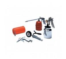 Kit accessoires LACME - pistolet + soufflette + gonfleur