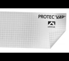 Ecran pare-vapeur UBBINK Protecvap - 50 mètres lineaire - Transparent - 204