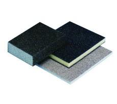 Éponge abrasive HERMES - Grain 100 Pce - 6005