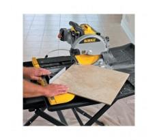Scie à matériaux D24000 250 mm et piétement STANLEY DEWALT - QPE08644