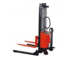 Gerbeur STOCKMAN semi électrique 1000 Kg 2500 mm - HES10/2500