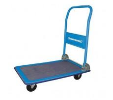 Chariot plateforme pliant 100 kg SILVERLINE - 675213