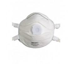 Demi-masque classique SINGER avec valve. FFP3 NR D - Boîte de 5 pièces - AUUM30VSL
