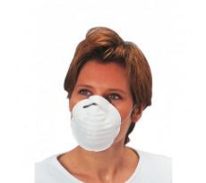 Demi-masque d'hygiène SINGER usage unique -  Boîte de 50 pièces - AUUMASQUE