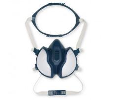 Demi-masque 4251 filtres intégrés FFA1P2R 3M - K4251