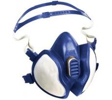 Demi-masque anti-poussière et anti-gaz ABEK1P3 3M - 4279PRO