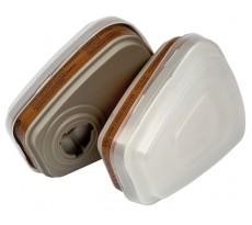 Kit filtre anti-poussière et filtre anti-gaz 3M - 6003/4PT0/6059
