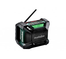 Radio chargeur R 12-18 DAB BT Pick+Mix METABO (sans batterie ni chargeur) - 600778850